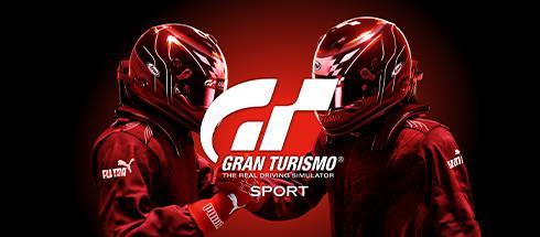 グランツーリスモSPORT公式サイトイメージ