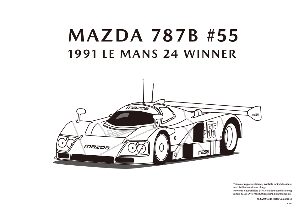 787B Simple Style English