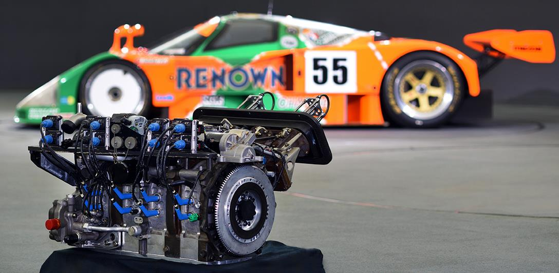 Transformation of the Racing Rotary Engine (RE)