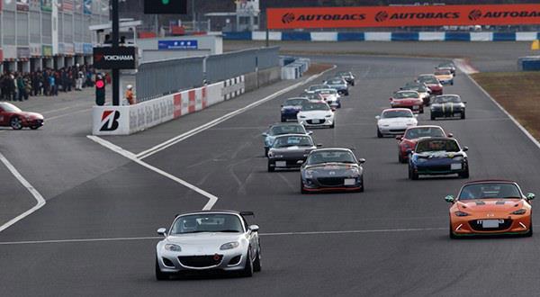 参加型モータースポーツ競技